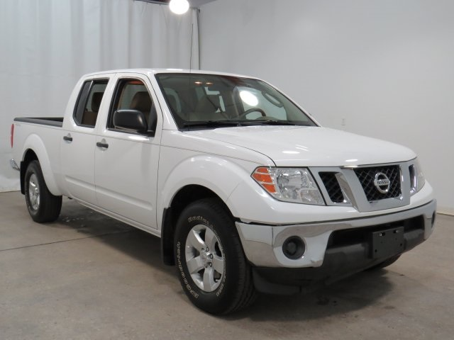 Used Nissan Frontier SE