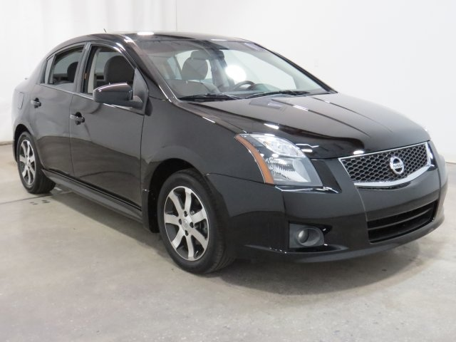 Certified Used Nissan Sentra 2.0 SR