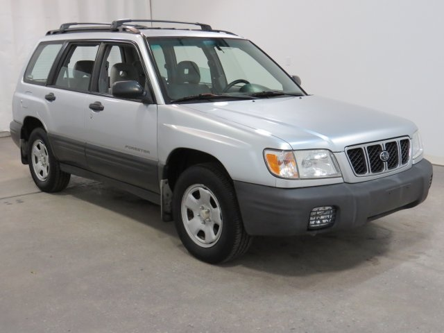 Used Subaru Forester L
