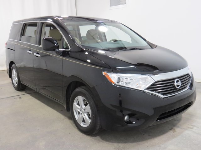 Certified Used Nissan Quest 3.5 SV