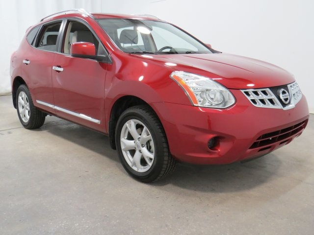 Used Nissan Rogue SV